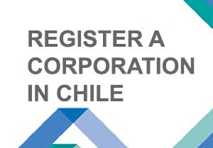 register corporation in Chile